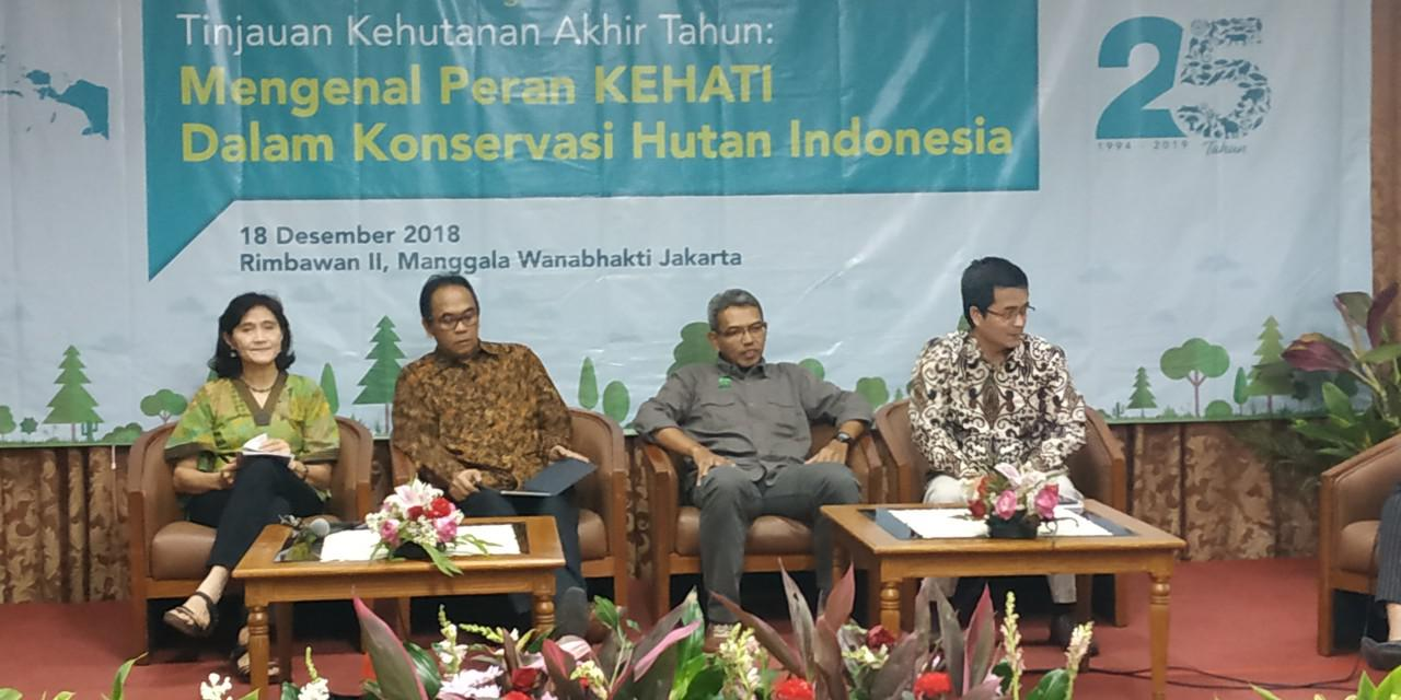 PERAN KEHATI DALAM KONSERVASI HUTAN INDONESIA 2018