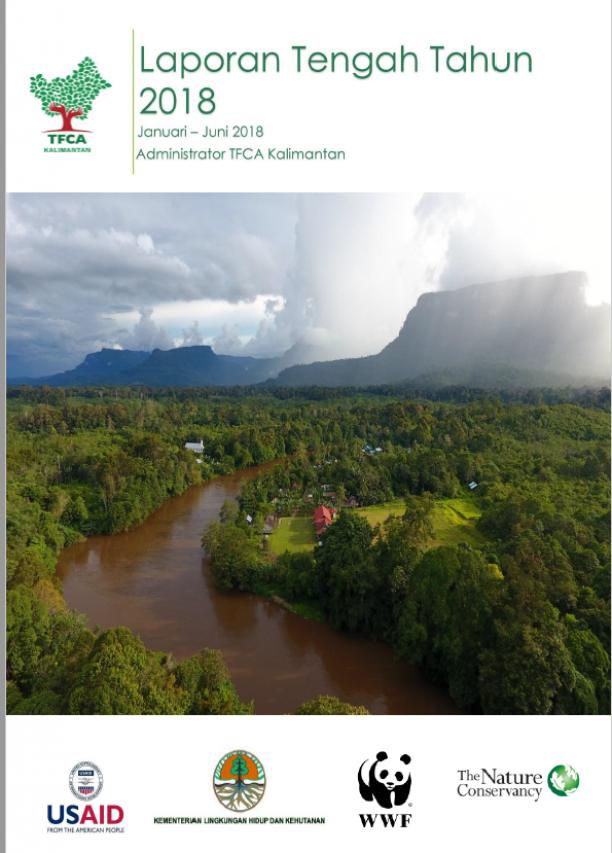 Laporan Tengah Tahun TFCA Kalimantan 2018