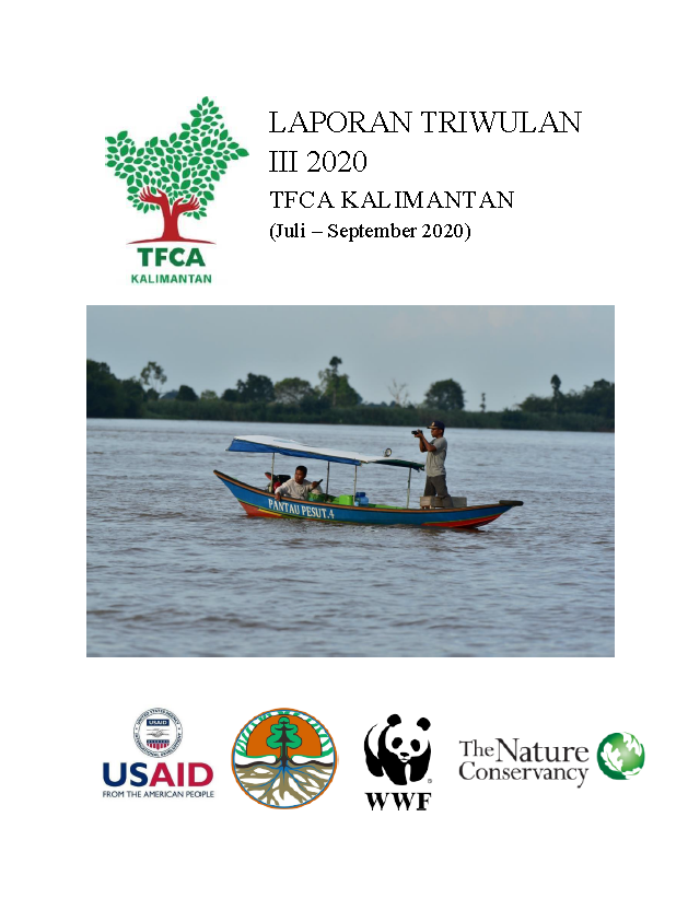 Laporan Triwulan III (Juli-Sep, 2020)