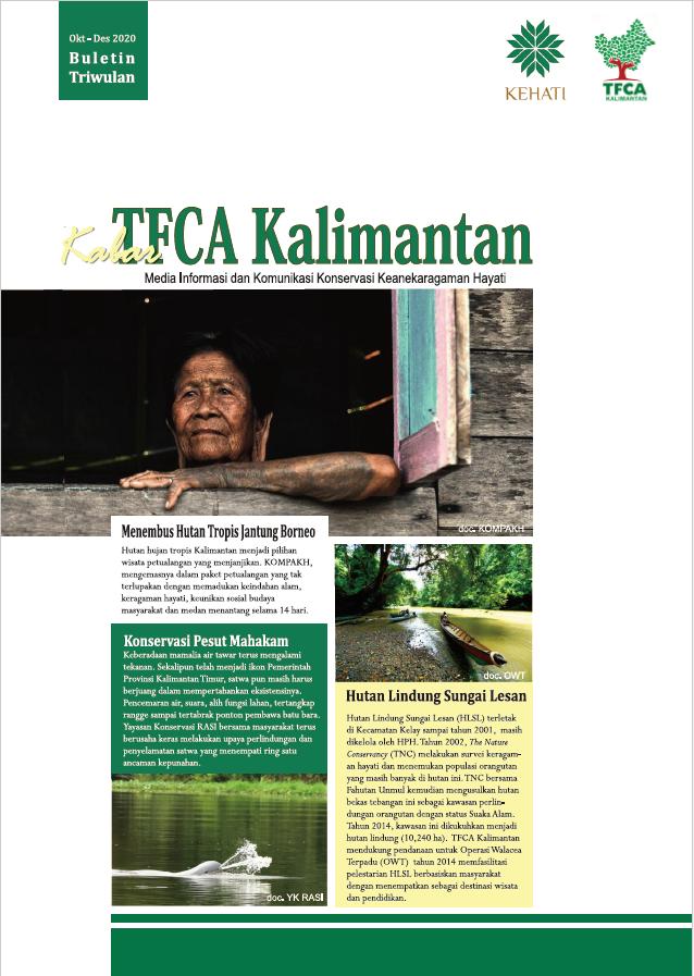 Kabar TFCA Kalimantan (Okt-Des 2020)